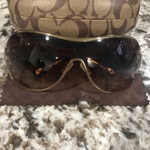 Coach sunglasses-womans- new